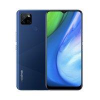 "Original Realme V3 5G Mobiltelefon 6 GB RAM 64GB 128 GB ROM MTK Dimension 720 Octa Core Android 6.5 ""LCD Vollbild 13MP AI NFC 5000mAh Gesicht ID Fingerprint Smart Handy"