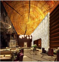 Wallpapers Po Background Ceiling Mural Wall Papers Home Decor 3D Fantasy Tree Rings