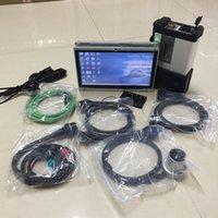 MB Estrela Diagnóstico C5 SD Connect Ferramenta SSD 480GB Software 2021.06 Laptop CF-AX2 I5 4G Tela de toque Pronto para uso