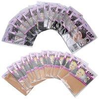 Ferramentas de estilo de cabelo Ferramentas de cabelo Moda profissional Wig Cap Stretchy Elastic Washable Lavável Net Set Maker