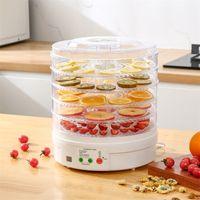 과일 건조 기계 야채 식품 탈수기 건조기 도구 조정 가능한 온도 제어