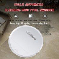 المكانس الكهربائية النظافة اللاسلكي روبوت نظافة للمنزل الاجتياح الروبوتية مكنسة السجاد ممسحة دون كابل الرطب والجافة USB تهمة 3 في 1