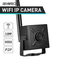 Cameras H.265 WIFI 3MP   1080P Mini IP Camera P2P Metal Security CCTV Video Surveillance System With SD Card Slot (Seetong)