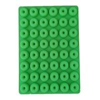 DONUT Silicone Stampo Bakeware Mini 48 Hole Hole Cube Cube Stampo Cioccolato Biscotto Della Torta Stampi Cucina Cucina Cucina Ciambelle Pan MouldsGWe8752