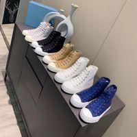 2021 New Star High Top Moda Confortável Sapatos Casuais Estilo Clássico Mulheres Sapatos de Lona com Bolsa De Poeira