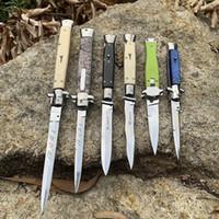Hot samsend estilos de faca automático variado faca de dobramento tático EDC Presentes de ferramenta de autodefesa ao ar livre melhor escolha