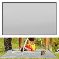 Outdoor Pads Outdoors Camping Protective Grill Mat Fireproof BBQ Square Splatter Fire Pit Heat Resistant Floor Traveling Accesory Tools