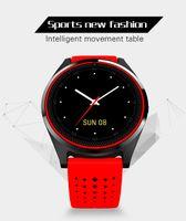 Smart Watch V9 Поддержка камеры Bluetooth SmartWatch SIM-карта Наручные часы для мужчин Женщины Дети Носимые устройства Спортивные Часы