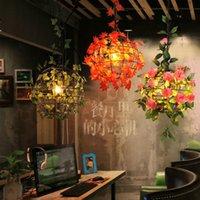 Pendant Lamps Hanglamp Lights Iron Living Room