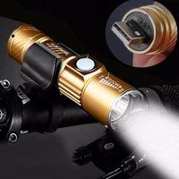Фонаристые факелы портативные USB аккумуляторные мини-удобный светодиодный фонарик фонарик водонепроницаемый факел для наружного кемпинга