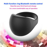 Multifunktionale tragbare Geräte Smart Finger Ring Telefon Bluetooth Ring Fernbedienung Bluetooth 5.0