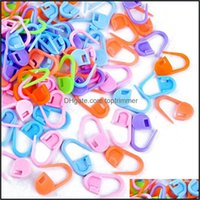 Aessories & Hair Products1000Pcs Set Mix Color Plastic Resin Pins Small Clip Locking Stitch Markers Crochet Latch Knitting Tools Needle Clip