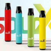 VAPEMAN SOLO X Sigarette elettroniche monouso Electronic 850mAh Battery 1500 Sfuffs 4.2ml Device VAPE Kit pre-riempito