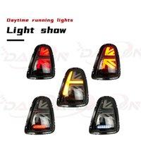Noodverlichting 2 stks Auto LED-achterlicht voor Mini Cooper R55 R56 R57 R58 R59 Achterlicht 2011-2013 Rem Reverse 2007-2010