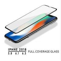 مناسبة ل Apple 11Pro ماكس الهاتف المحمول المقسى فيلم فون 19D الزجاج HD ملء الشاشة فيلم مصنع المبيعات المباشرة