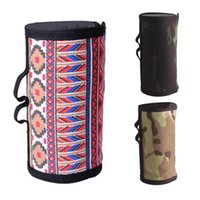 Storage Bags Gas Canister Cover Protector Fuel Bag Camping Hiking Cylinder Tank Accessories Outdoor Tool