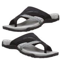 Sandals Women Men Flip Flops Outdoor Casual Comfort Beach Thong Open Toe Vintage Anti-slip Leather Summer
