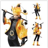 [Stokta] Naruto Uzumaki Naruto Ootutuki Hagoromo (Yeni Ambalaj) Anime Rakamlar Garaj Kiti L0226