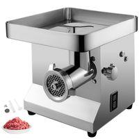 Machine à majuscules électriques Machine à moulinet 900W Commercial 300 kg / H Saucisseurs Saucisseurs pour restaurants Supermarchés de poissons de boeuf