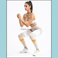 Outfits Exercise Wear Athletic Outdoor Apparel & Outdoorsseamless 2 Piece Set Women Yoga Clothing Mesh Contrast Color Stitching Bra Hip High