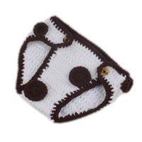 Gorras sombreros pofografía propho sombrero lindo crochet trajes pantalones suave dibujos animados animal ropa de animal hecho a mano baby traje conjunto ducha regalo