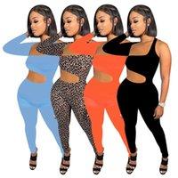 Femmes Two Sortie Tenue Sexy Combinaison Noir Black One Shorts d'épaule Pantalons Tracksuits Body Casual Jogging Nightclub Vêtements 818
