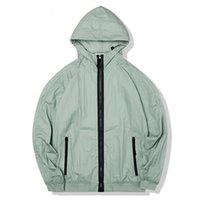 topstoney 2020 konng gonng nouveau printemps et été mince veste mode manteau manteau de marque extérieure soleil pare-vent brise-soleil