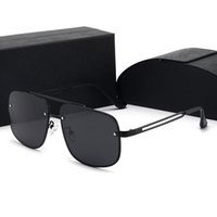 Hot New Fashion Vintage Driving Sunglasses Men Outdoor Sports Designer Mens Sunglasses Best Selling Goggles Glasses 20 Color With Box