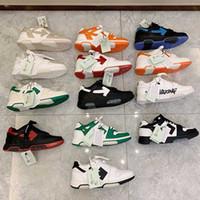 New Spring Men o Designer Designer Casual Scarpe Casual Sneakers Top Womens Fashion Sneakers Contrasto Colore Design classico Semplice Dimensioni 35-45