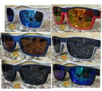 Marca Verão Homens Ao Ar Livre Bicicleta Condução Óculos De Sol Ciclismo Óculos De Ciclismo Mulheres E Homem Nice Óculos Óculos Óculos 9Colors Frete Grátis