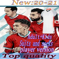 20 21 لاعب نسخة LVP Soccer Jerseys Gerrard Special Edition Smicer Alonso Hamann Barnes Kuyt Cisse جديد 2021 قميص كرة القدم الرجال + دعوى للأطفال