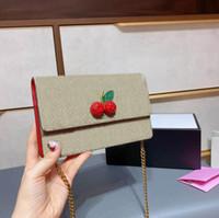 Luxurys Designer Mini Classic Retro Damen Handtaschen Brieftasche Messenger Bag Mode Kette Umhängetaschen Frauen Crossbody Tasche mit Kasten