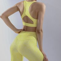 Tracks Luxury Lulu Nude Nylon Fitns Yoga Suit Sports Bra Back Running Shorts Set