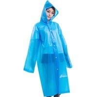 가정용 잡화 EVA 수상 스포츠 비옷 야외 여행 패션 패션 경량 성인 유니섹스 비옷 두꺼운 다채로운 절묘한 FWF9012