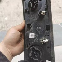 Adaptadores Buick Ingram Ar condicionado Painel de Controle CD Botão de Rádio Volante Volume Volume Switch Fábrica