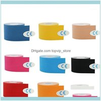 Elbow Safety Outdoor As & Outdoorselastic Kinesiology Sports Tape Athletic Strapping Gym Tennis Fitness Running Bandage Relief Knee Pads Car