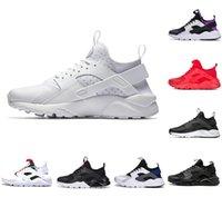 Huarache Ultra 4.0 Surache Correndo Tênis para Mens Womens Triple Branco Todos os Black Huraches Harache Sports Trainer Sneakers Tamanho 36-45