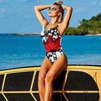 ملابس السباحة النسائية الترويجي المرأة الغريبة البيكينيات ملابس السباحة نحن نحب كندا دعوى الاستحمام الوطنية بريميوم بيكيني