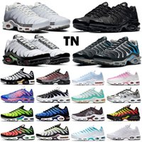 Nike air max tn plus se Mercurial Designer Sneakers Chaussures Homme TN Running Shoes Men Zapatillas Mujer Mercurial TN Running Shoes 36-46