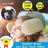 Seggiolino auto poggiatesta cuscino da viaggio riposarsi cuscino cuscino soluzione soluzione per bambini cuscino e adulti auto sedile auto cuscino auto via mare