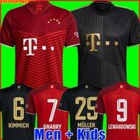 Bayern Fußballtrikot 21 22 Fußball trikot Herren + Kinder Trikot Uniformen 2021 2022 TOP Fußball-trikot vierten 4 ..