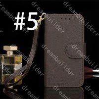 Casi del telefono di moda di alta qualità per iPhone 12 13 Pro Max Mini 11 11Pro XR XSMax Shell in pelle Multi-Function Package Coperchio portafoglio
