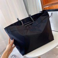 클래식 쇼핑백 디자이너 어깨 가방 나일론 패브릭 여성의 3 조각 핸드백 고품질 totes 여성 지갑