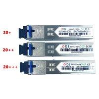 Télécommandes EPON OLT OLT PX 20+ 20 ++ 20 +++ SFP Émetteur-récepteur optique FTTH SolutionModule pour OLT1.25G 1490 / 1310NM 3-7DBM SC Ethernet