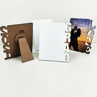 DIY sublimation Photo Frame Multiple Types Party Sublimations Blank Board MDF Wooden Heat Transfer Hollowing Boards Photos Frames FHL377-WY1557