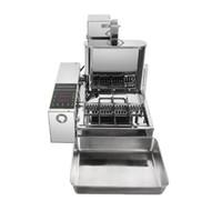 Ticari Mini 4 Satırlar Donuts Makinesi / Çörek Makinesi / Kızartma Çörek Makinesi / Çörekler Yapma Makinesi / Donut Makinesi / Mini Çörek Makinesi