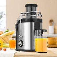 800ML عصارات الأجهزة المنزلية صانع عصير المطبخ عصارة كهربائية 800W الطرد المركزي عصارة Nonslip البرتقال عصارة الليمون