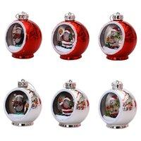 Christmas tree lighting pendant electroplating ball lighting gift Christmas tree decoration new styleYLR