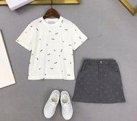 boy Girls Sets Summer Children short Sleevele T-shirt+ pants 2pcs Kids Suit Fashion Children baby Clothes kids clothing suits