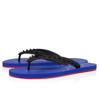 تصاميم فاخرة حذاء صندل شبشب الشقق الأحمر أسفل loubi فليب دونا مسطح المطاط باطن الأحمر ارتفع الأحذية منصة بارد الصيف 36-46 الحب حجم